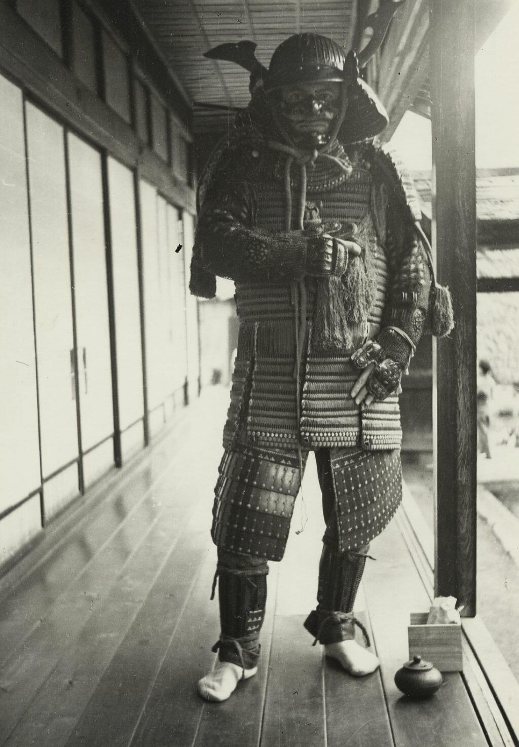 сидела ждала самурай на фото существовании все знали