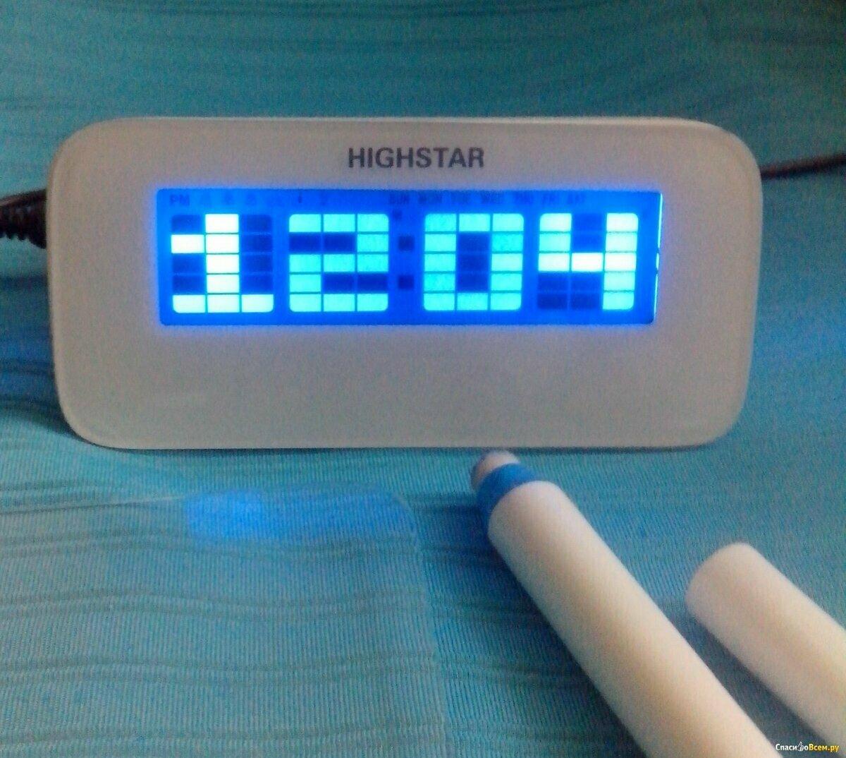 Часы-Будильник HIGHSTAR в Ангарске