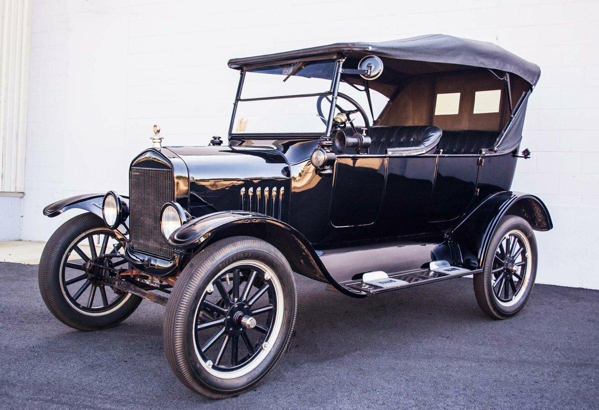 Все машины форд самые старые и новые