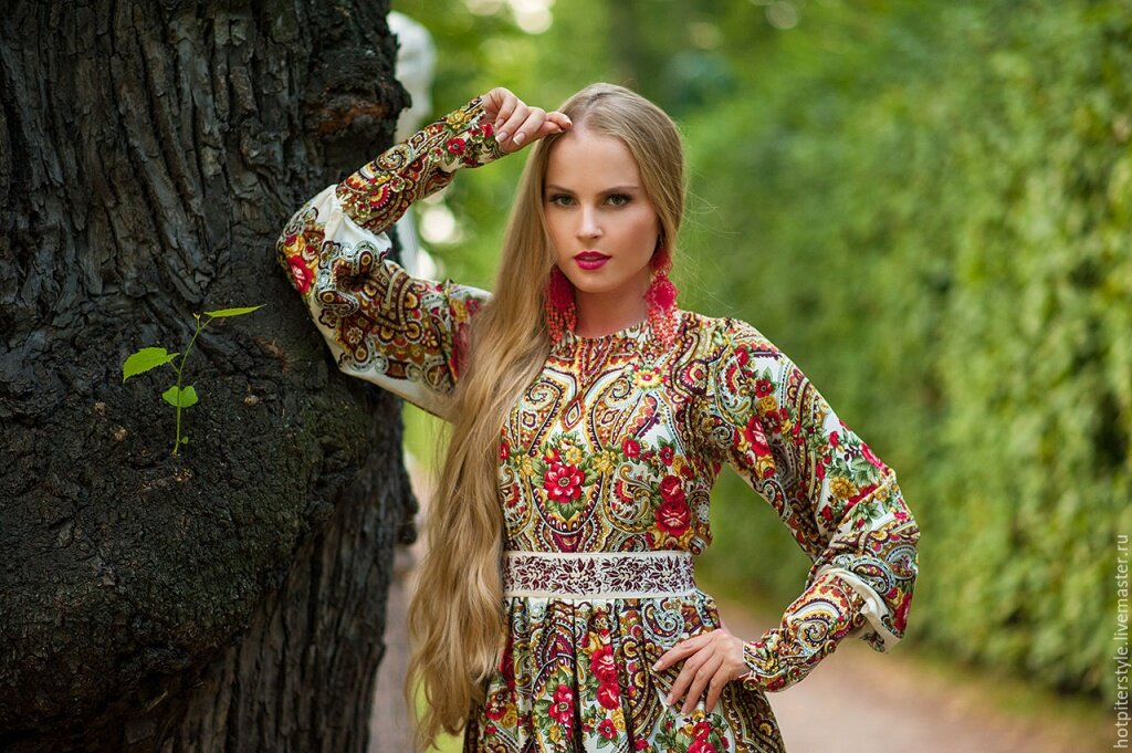 русский стиль картинки фото