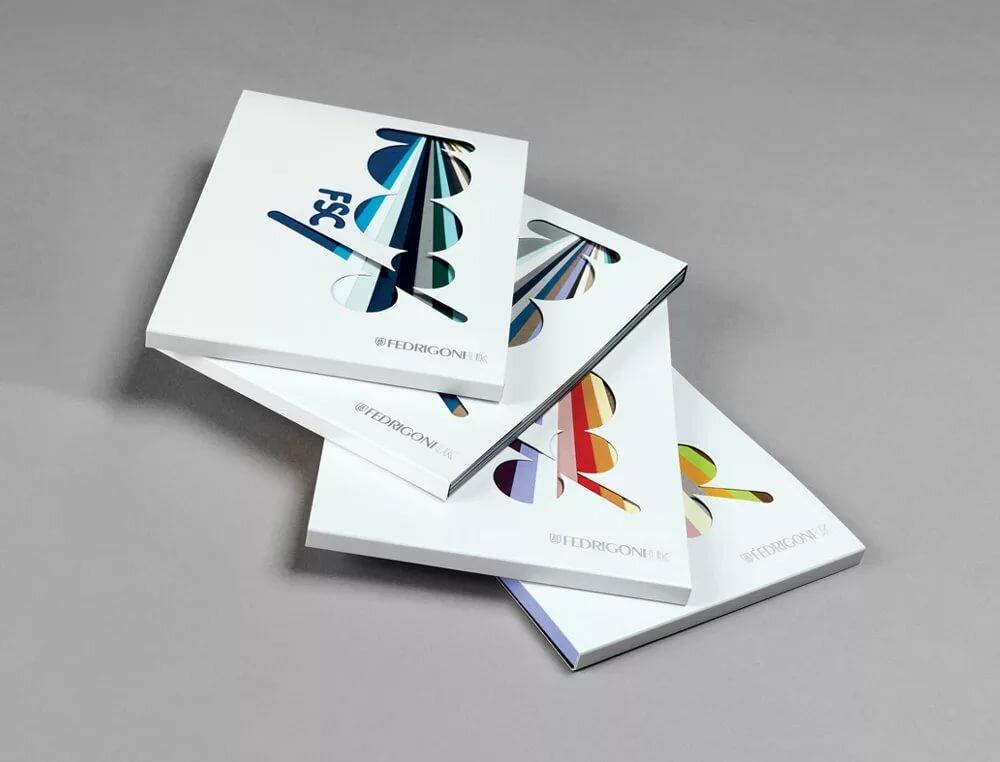 Оформление каталога открытки
