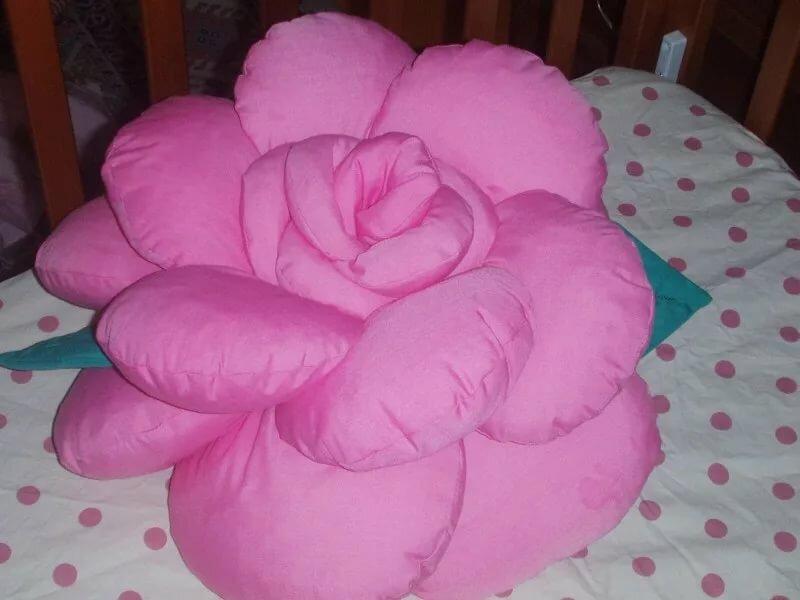 подушка роза своими руками с пошаговым фото выражаясь, деньги