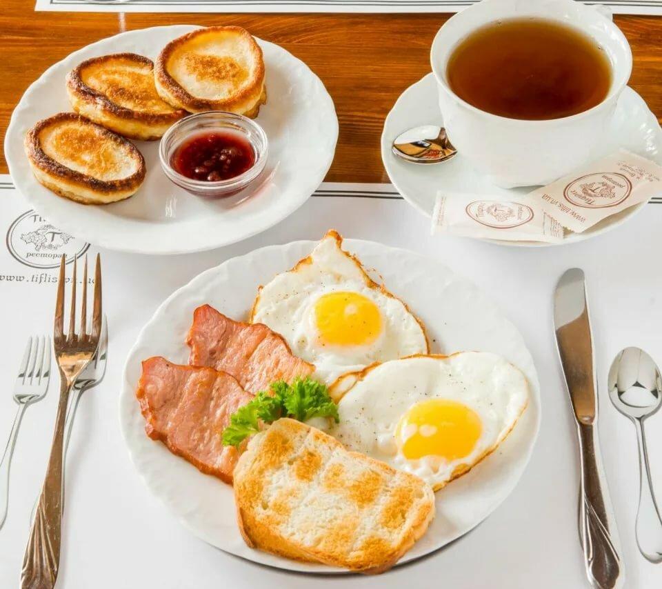 Картинка о завтраке