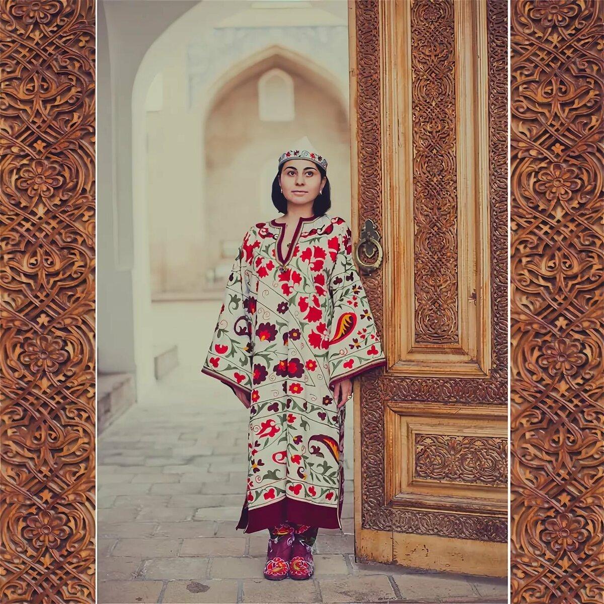 узбекистан одежда в картинках