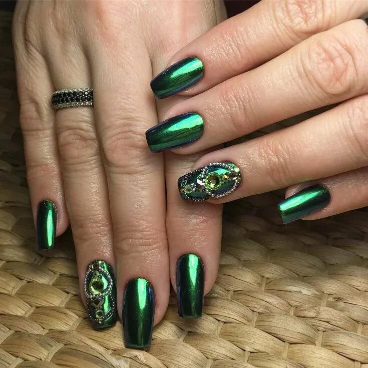 выборе дизайн ногтей майский жук фото способы