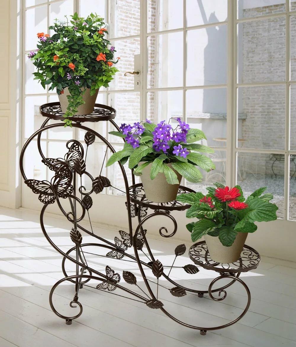 Картинка подставка под цветы