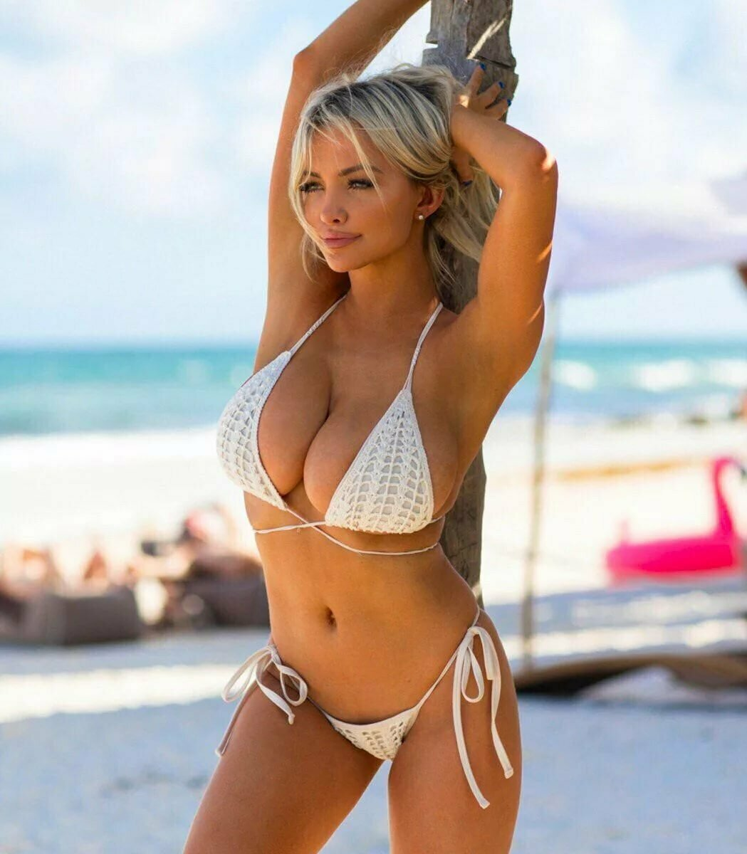 Hot white topless bikini, naked band chicks pics