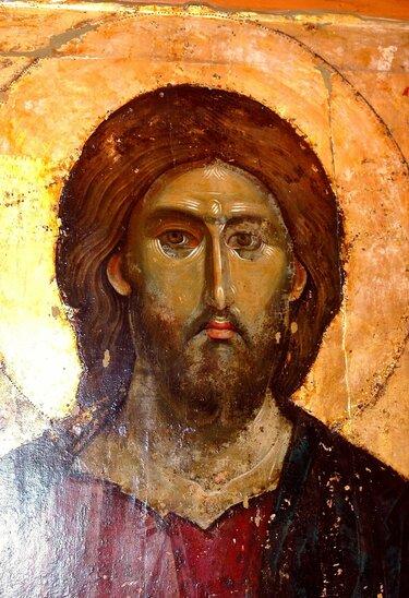 византийская икона пантократор