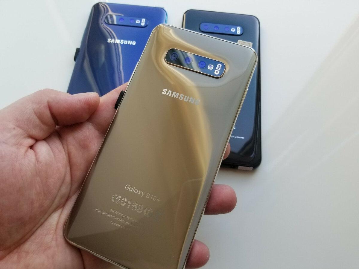 Копия Samsung Galaxy S10 в Новомосковске