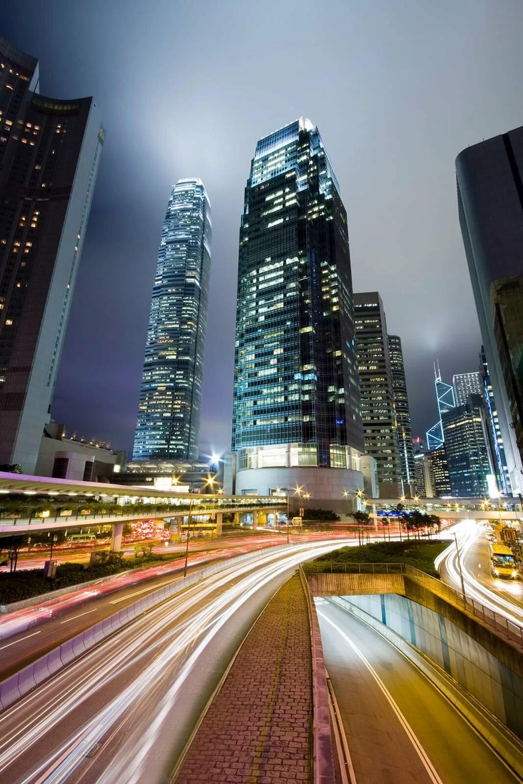 ночной город картинки на телефон подготовка
