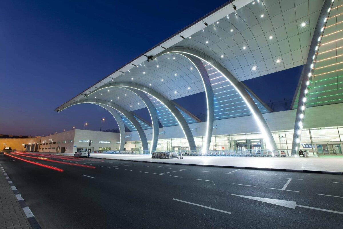 Аэропорты мира фото