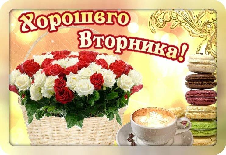 Привет доброго дня и хорошего настроения картинки вторник