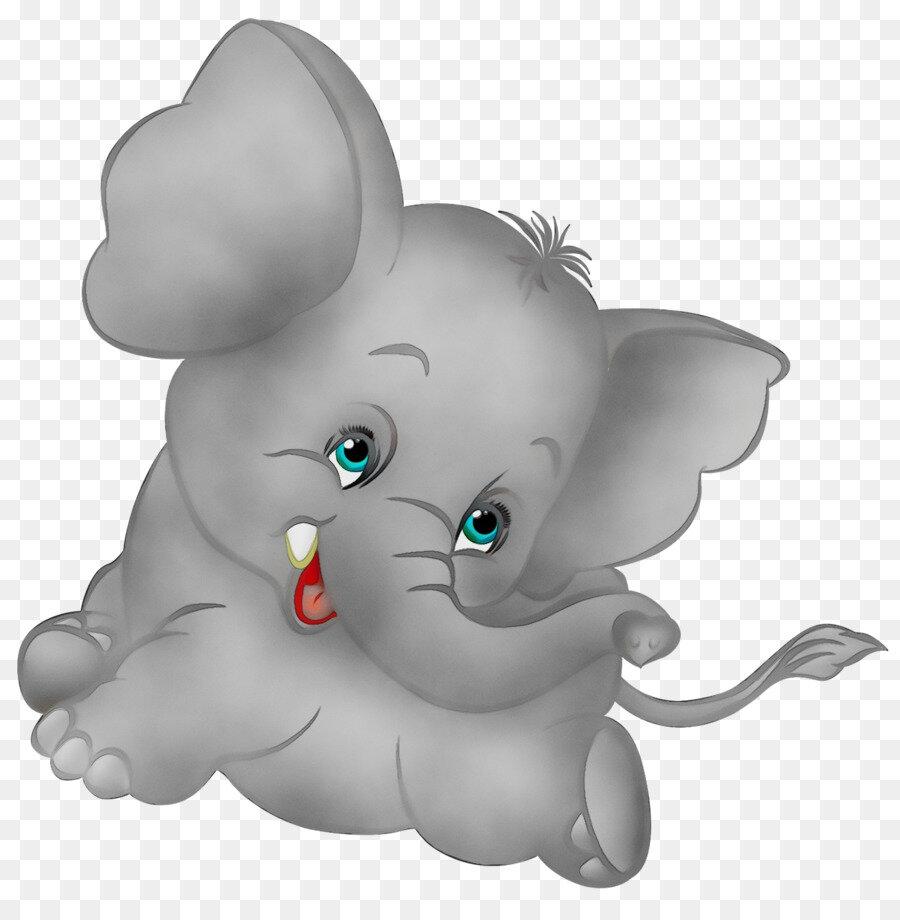 Картинки слоник нарисованные