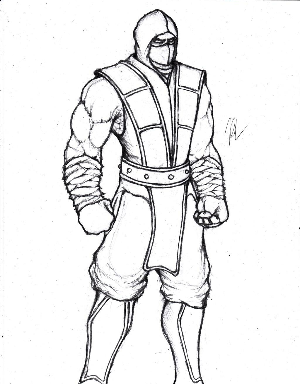 Картинки персонажей из игр карандашом