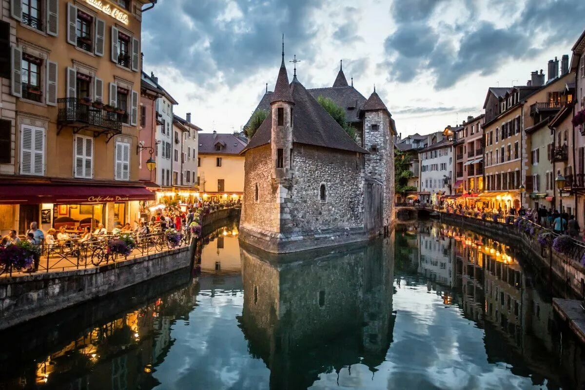 Города европы с картинками