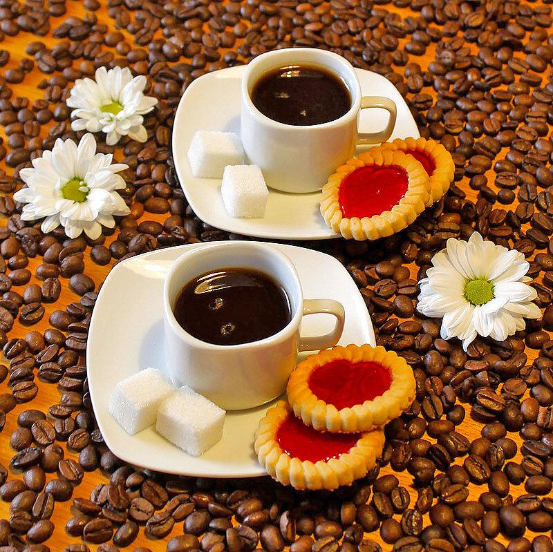 красивые картинки кофе на двоих очистить измельчить, очень