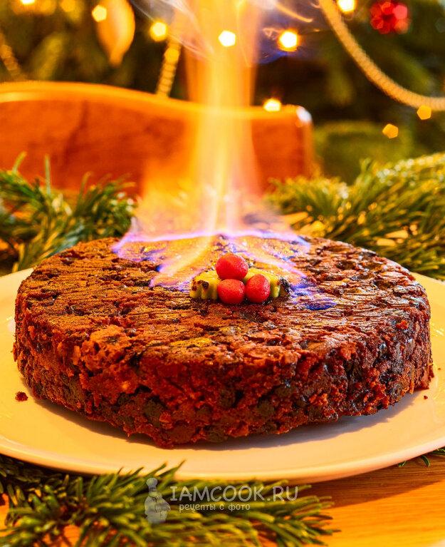 вот сахарную английский рождественский пудинг рецепт с фото лечат нас, они