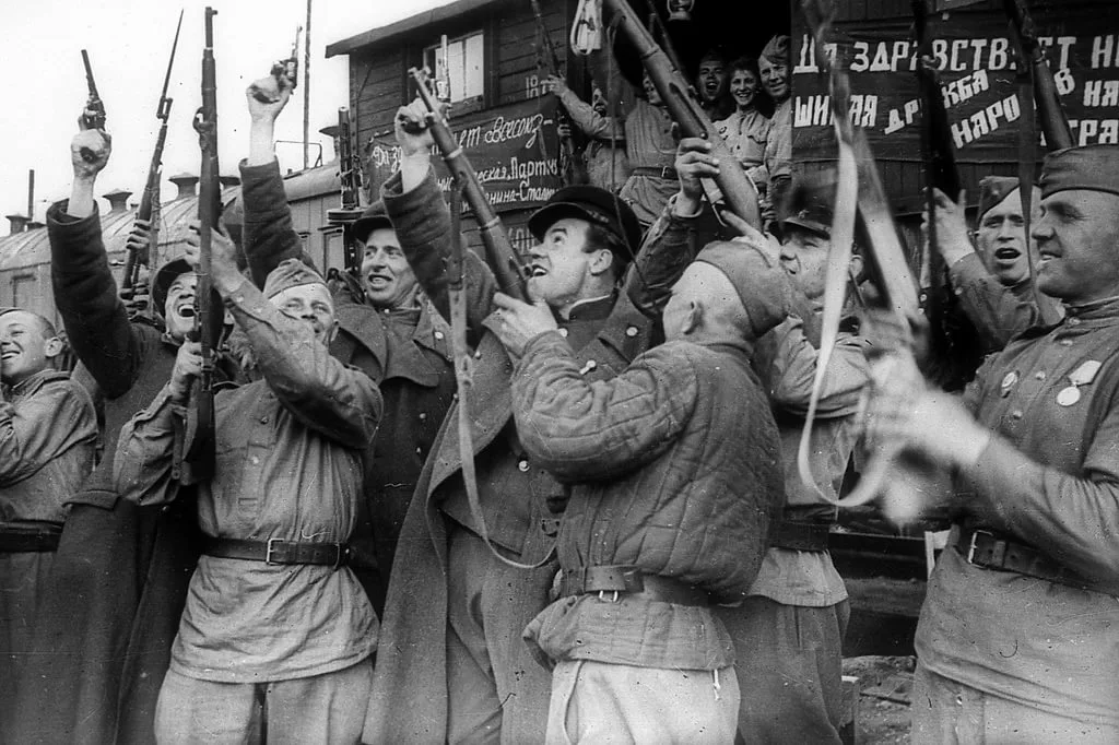 Победа в Великой Отечественной войне