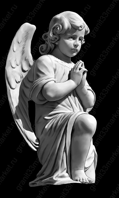 Картинки ангелы у надгробья