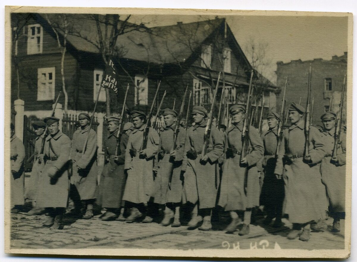 25 октября 1922 года вСоветской России завершилась Гражданская война