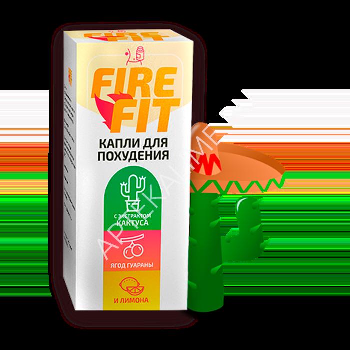 Fire Fit капли для похудения в Пятигорске