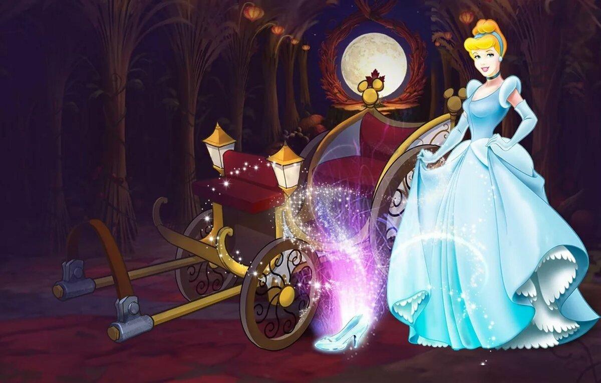 Золушка картинки из игры