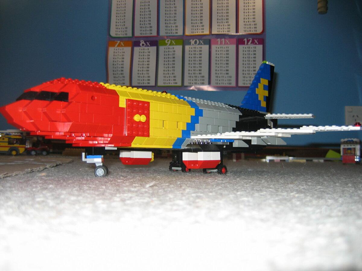будут заговоры показать фото самолетов из лего отличается прочей