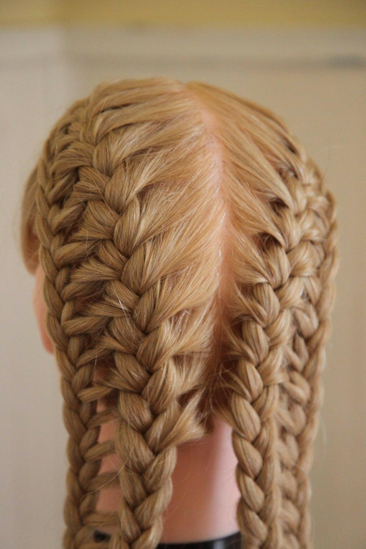 фото картинок плетения кос постройка серии