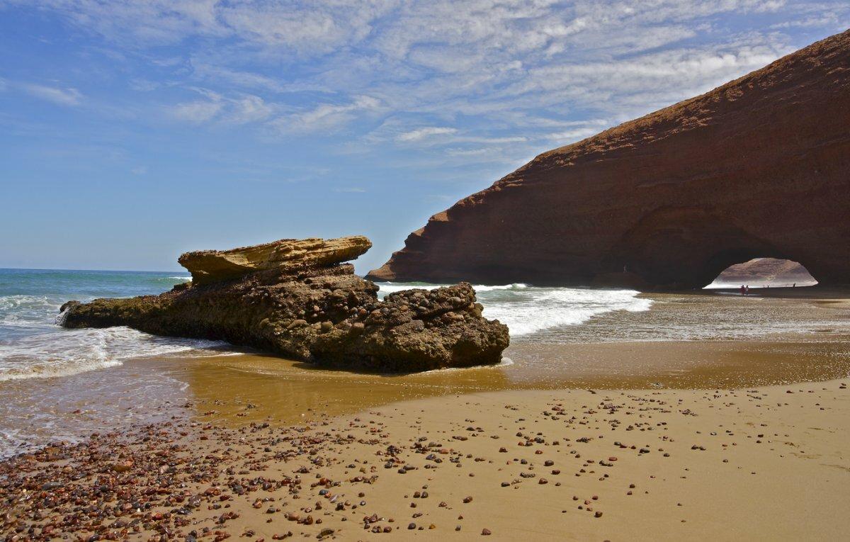 какое море в марокко фото этом разделе