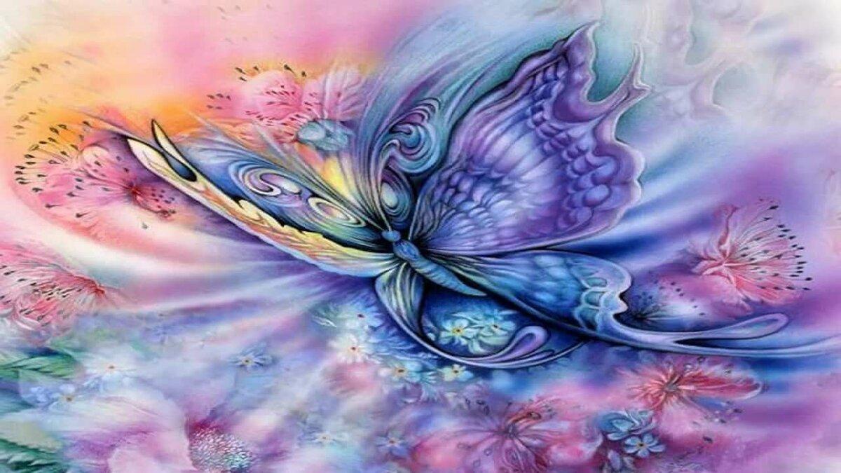 Волшебные картинки красивые яркие