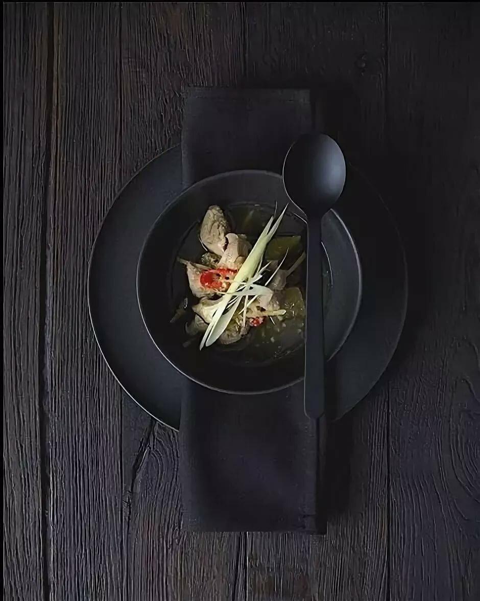 как фотографировать еду на темном фоне тщательно проверяем