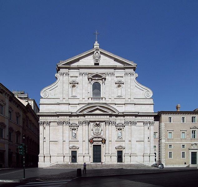 27 сентября 1540 основан орден иезуитов