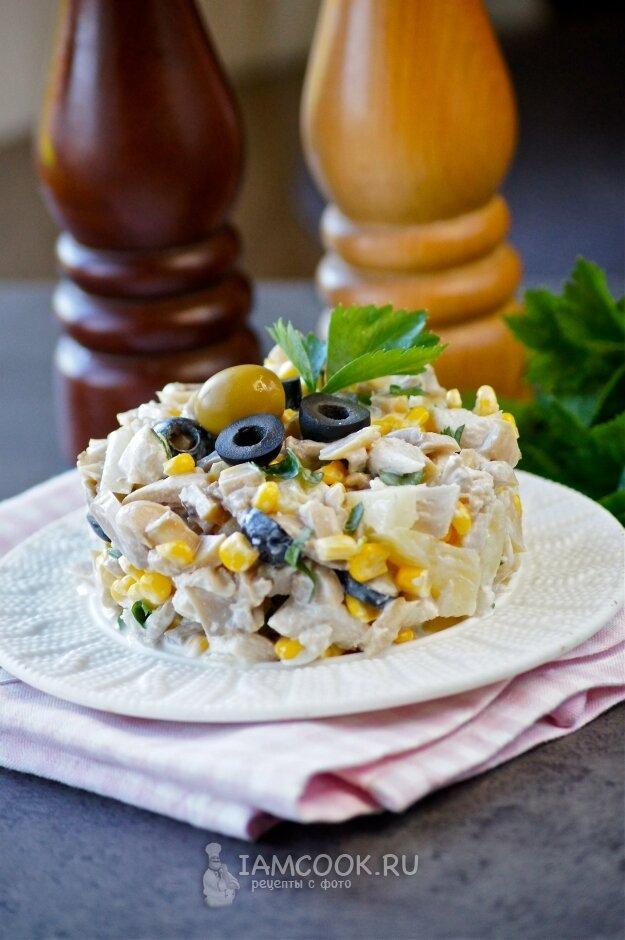 салат шанхай рецепт с фото собственного электромагнитного