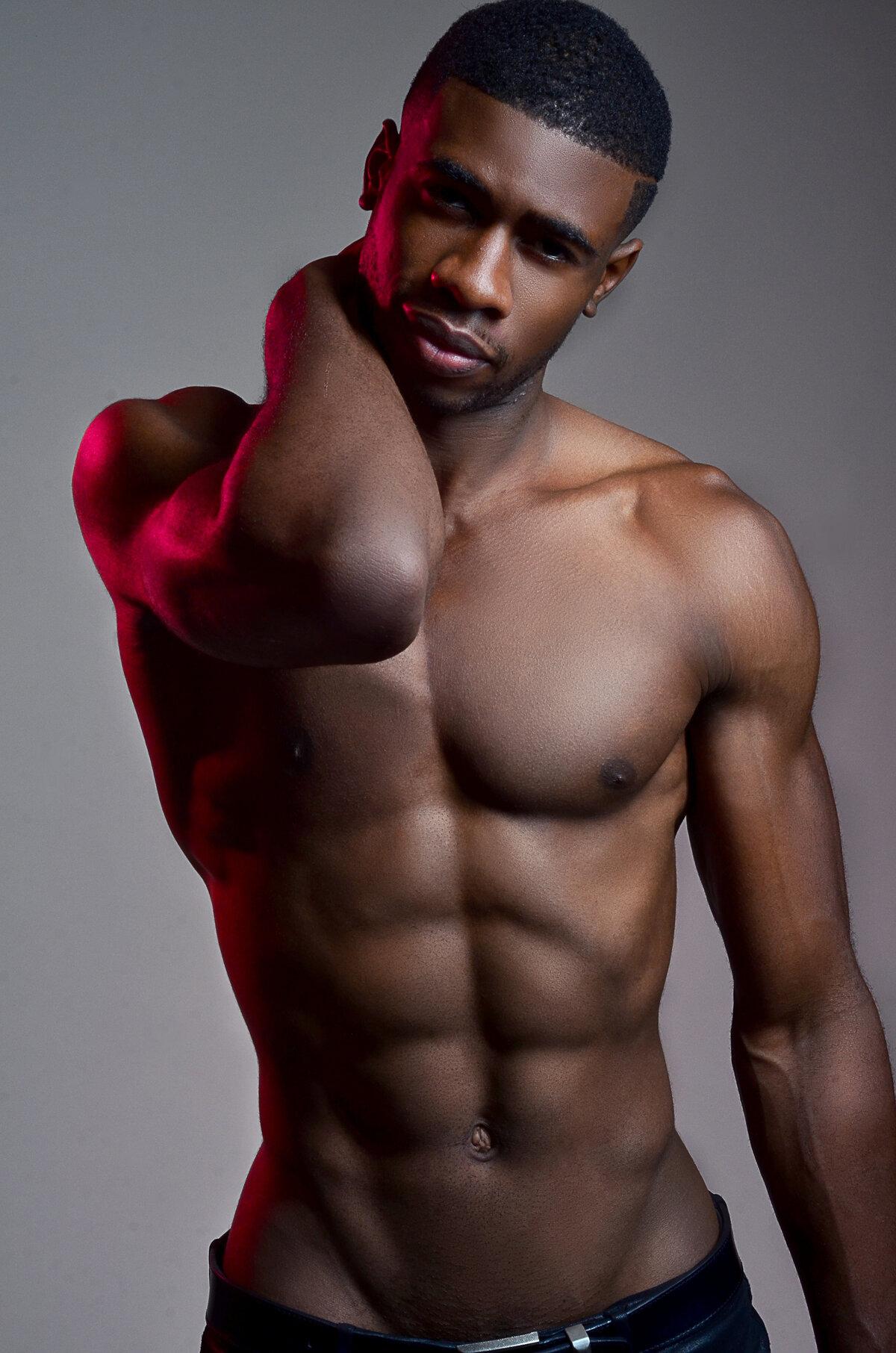 Sexy black guys having sex