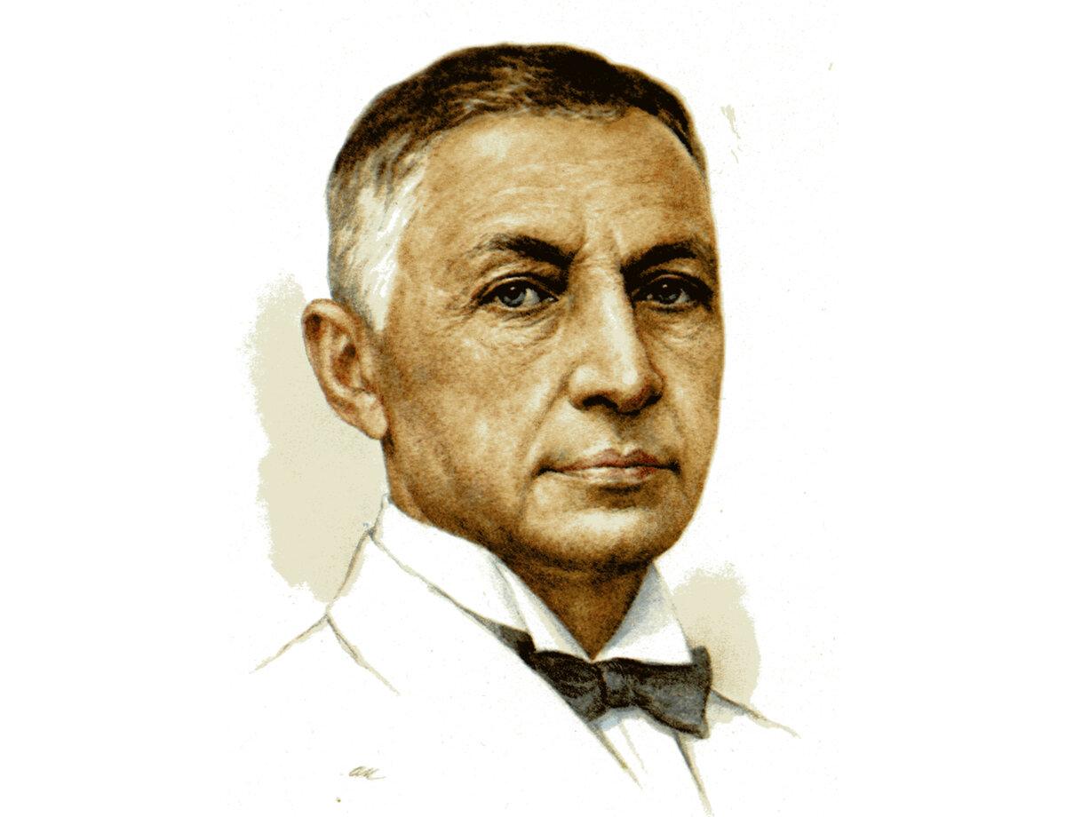 10 ноября 1933 года Иван Бунин стал лауреатом Нобелевской премии по литературе