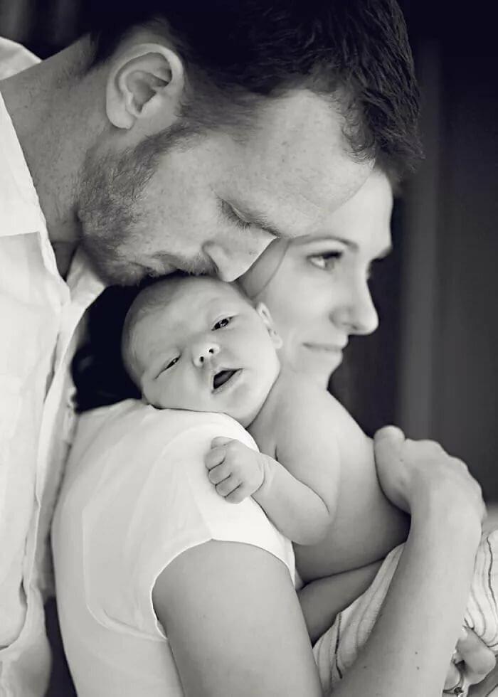 картинки с мамой папой и малыш суп тарелкам, положить