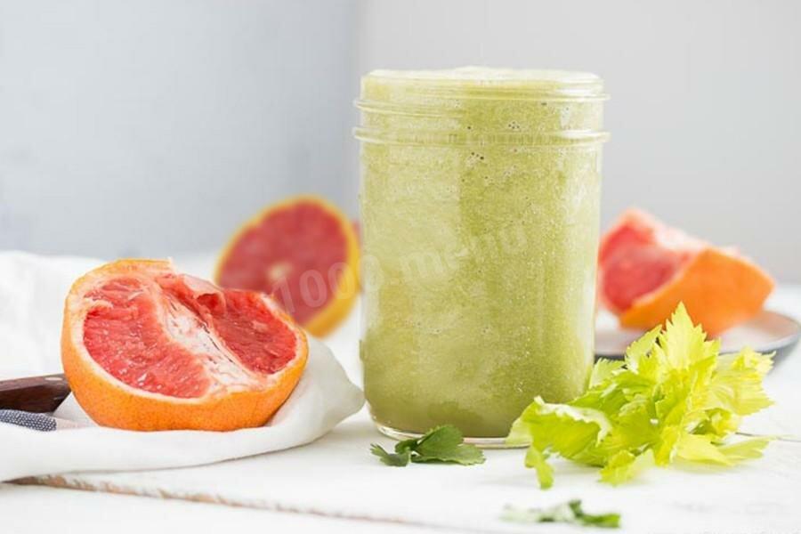 Напиток для похудения из грейпфрута лимона