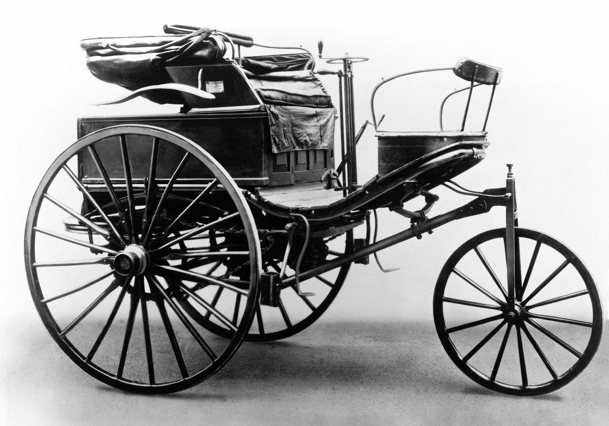 картинки первые в мире автомобиль отходила