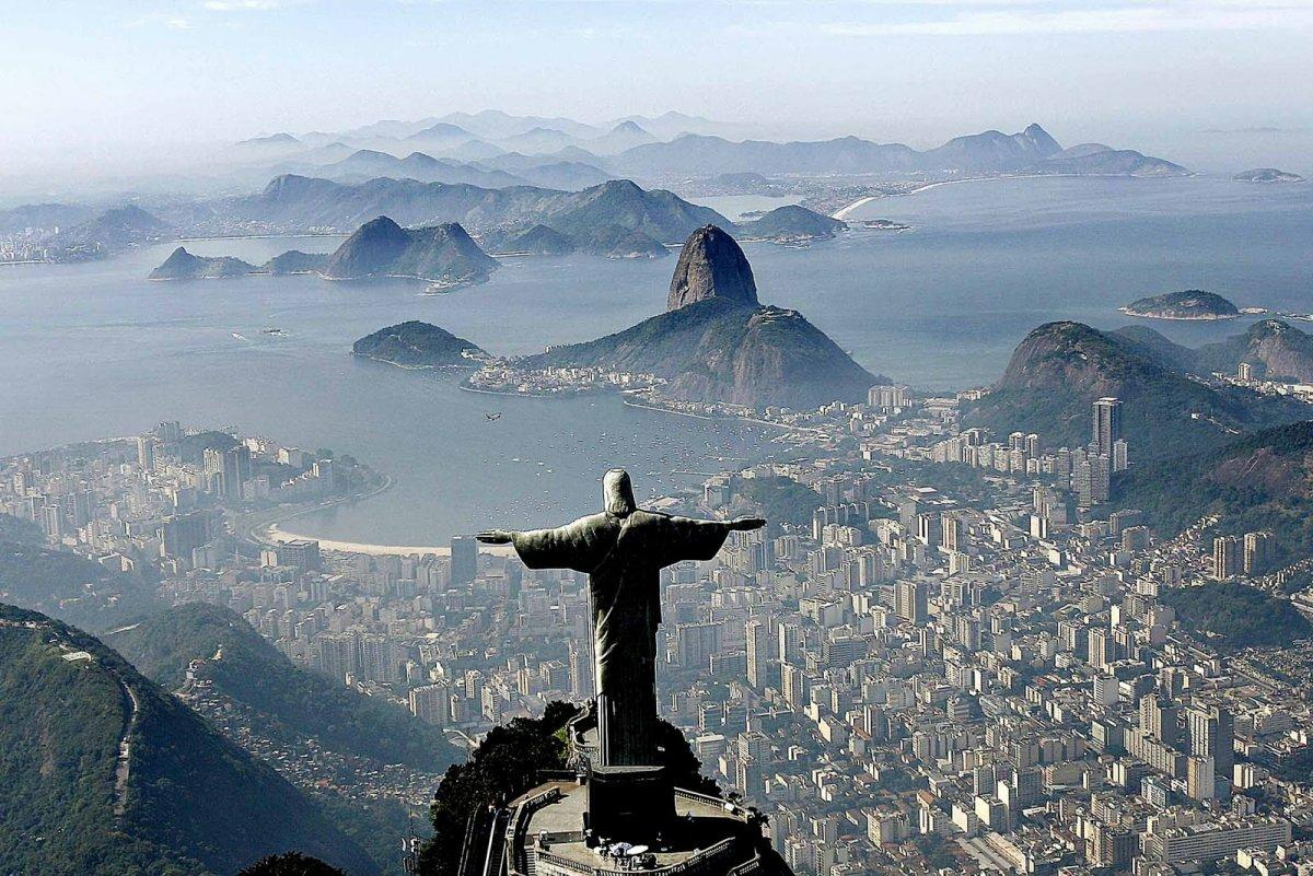 что можно посмотреть в бразилии достопримечательности фото военных лет