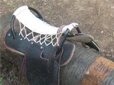 кавалерийское седло ленчик
