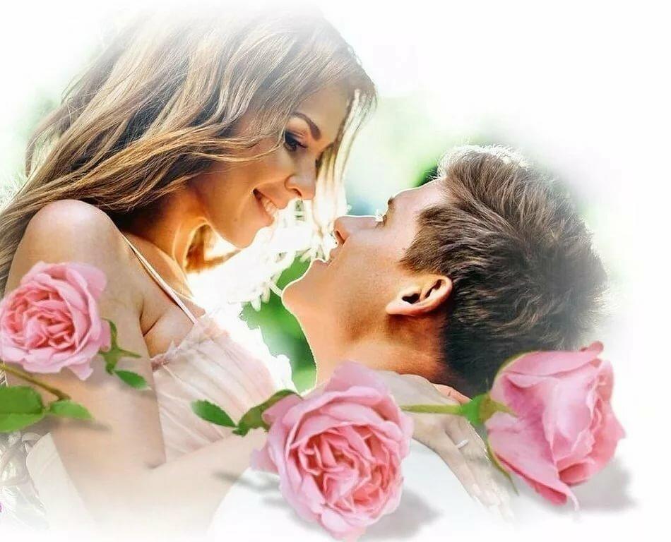 Открытка запах любимой женщины