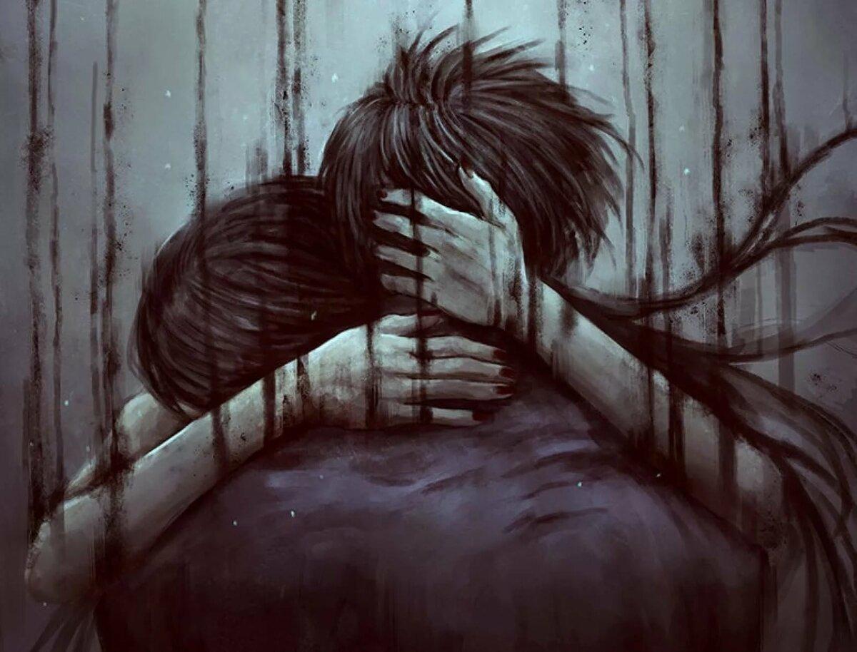 В картинках про депрессию