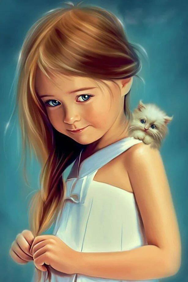 Картинки для авы в вк детские