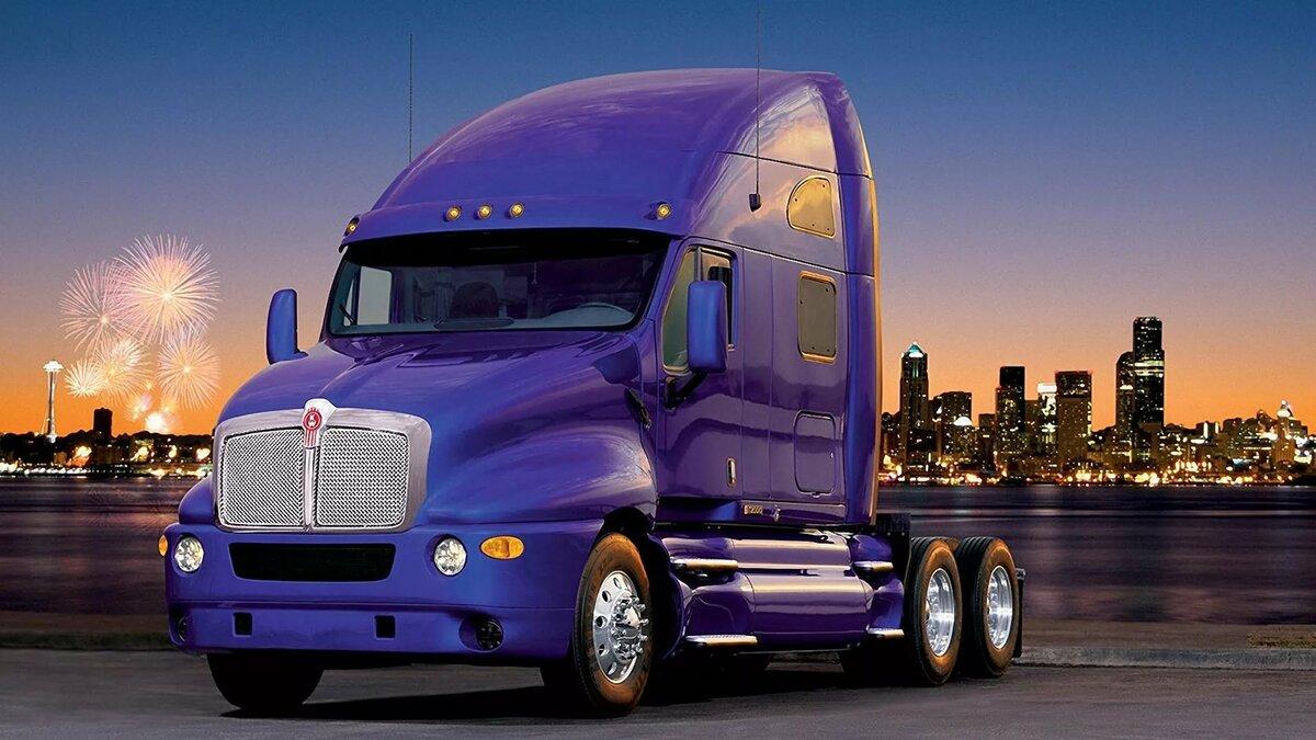 картинки про грузовые машины этом случае