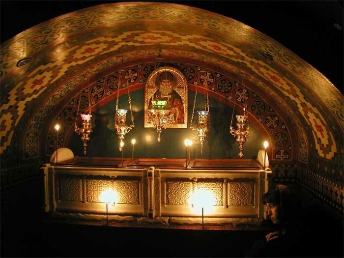 Мощи преподобного Иона Киевского