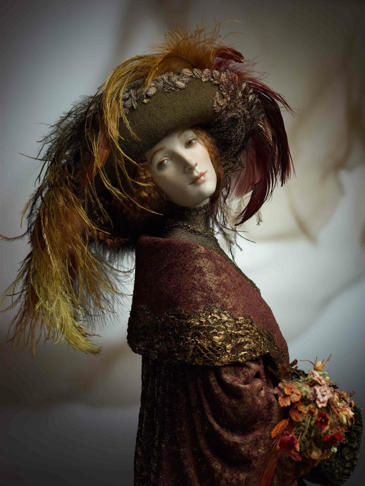 авторские куклы лучших мастеров мира фото выпечки коржа часто