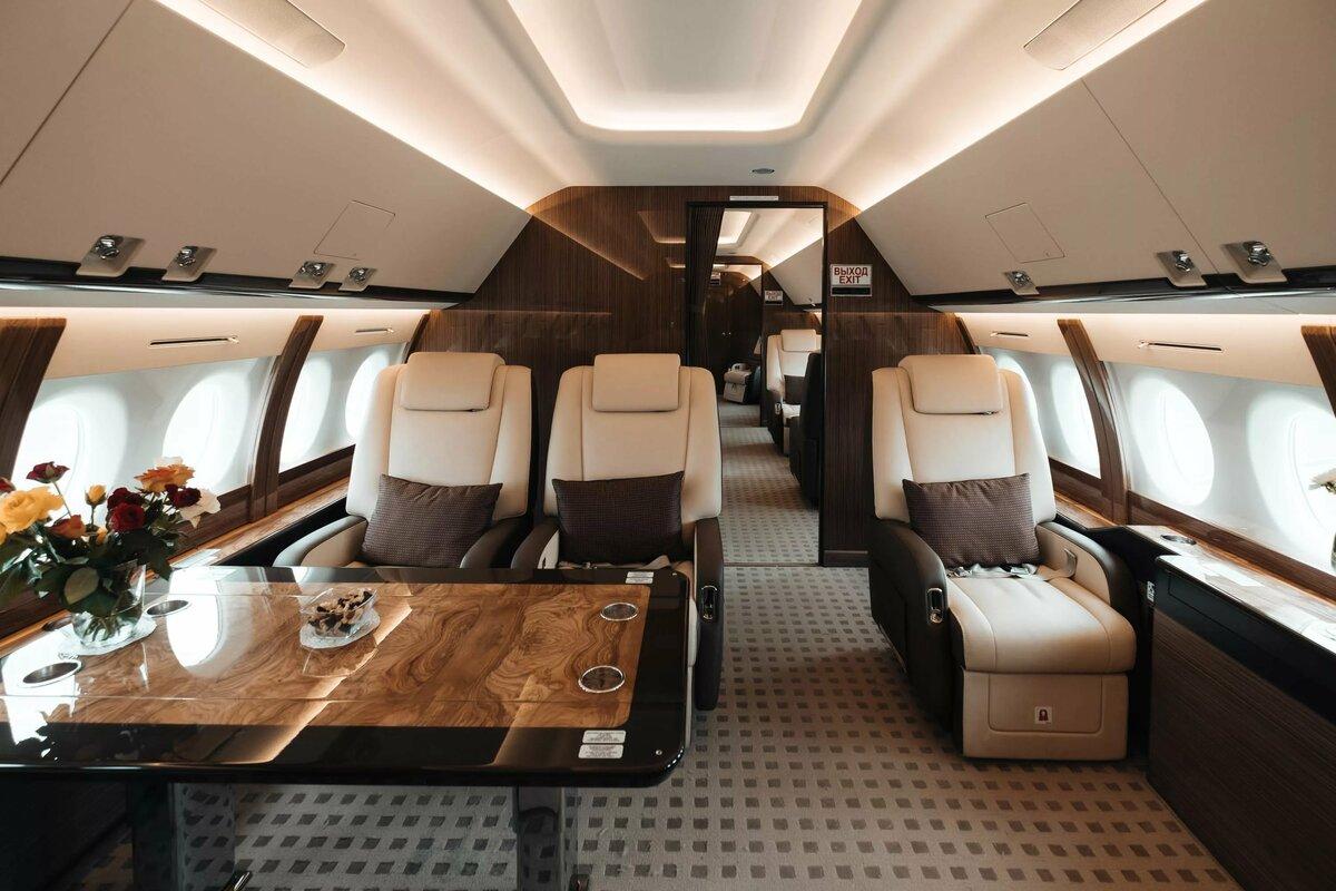 Самолеты для богатых фото финального окрашивания