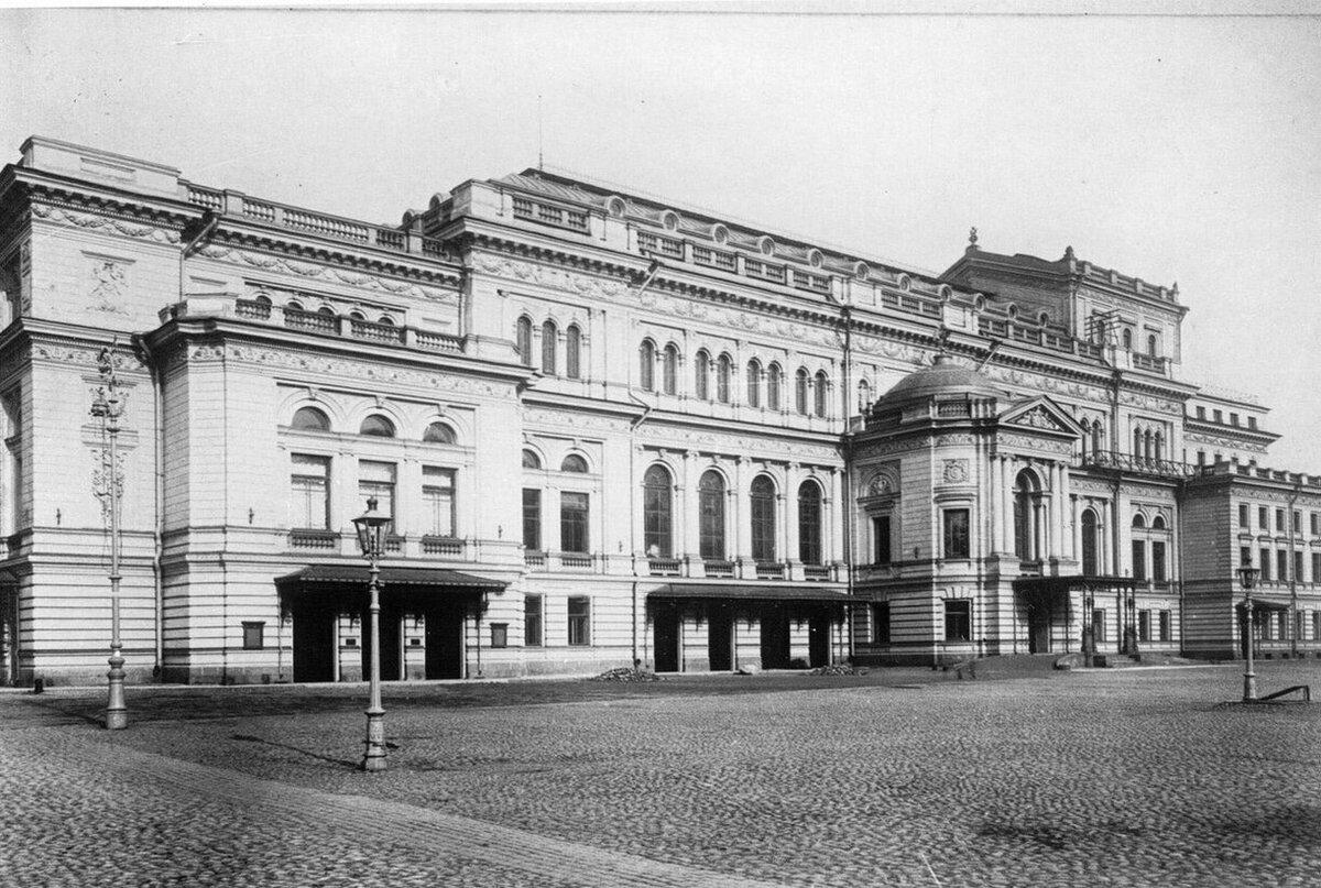 20 сентября 1862 года вПетербурге открыта первая в России консерватория
