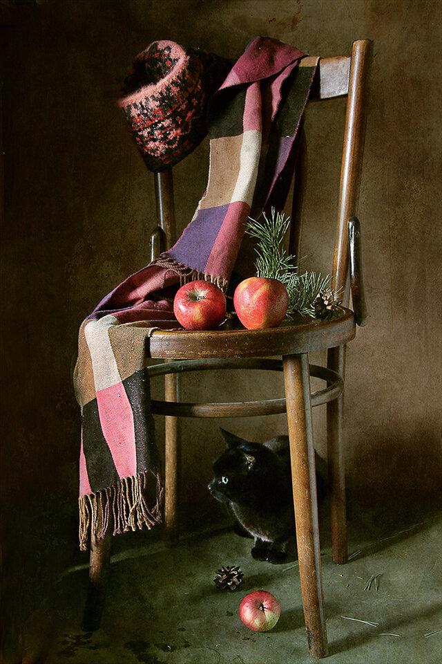россияне картинки натюрморт в интерьере корпусной мебели