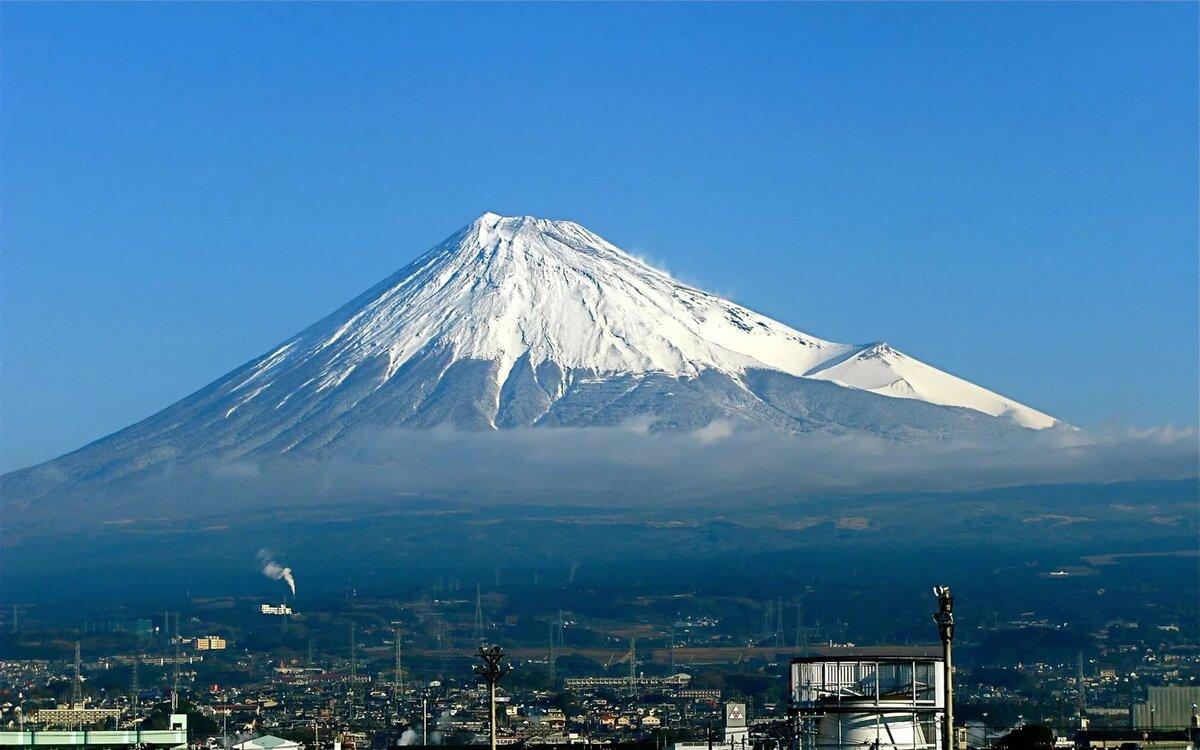 гора фудзияма в японии фото презентация индекс